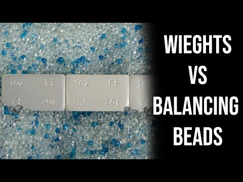 Weights Vs Balance Beads