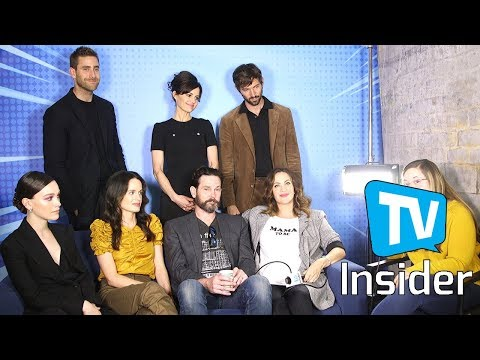 The Haunting of Hill House Cast Talk About Their Spooky Series | TV Insider