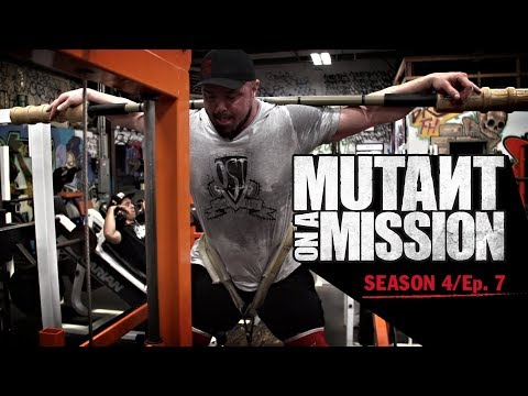 MUTANT ON A MISSION - Old School Iron, Cleveland Ohio.