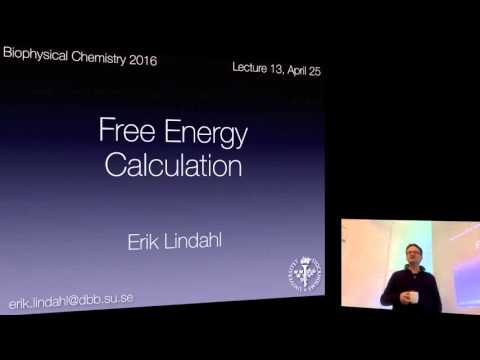 Biophysical chemistry 2016 - lecture 13