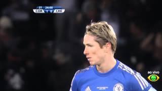 Gol Paolo Guerrero | Oscar Ulisses | José Silvério | Nilson César | Corinthians 1 x 0 Chelsea