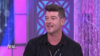 "PART TWO: Robin Thicke on His Kids, ""The Masked Singer,"" and More!"