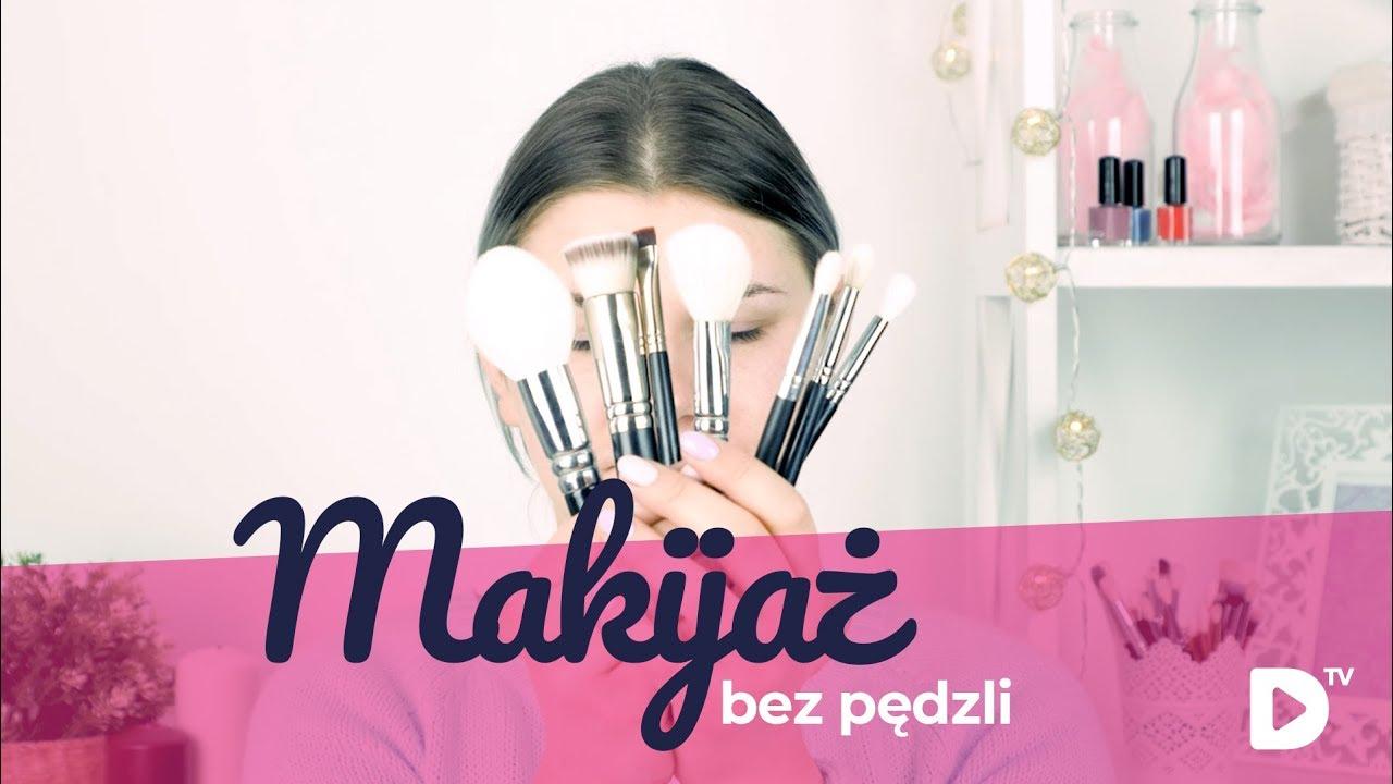 Makijaż bez pędzli | MAKEUP DOMODI TV