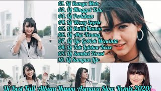 BEST FULL ALBUM DJ HAPPY ASMARA TERBARU 2020 SLOW REMIX!