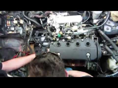 ZC Motor Swap Pt.1 HSG EP206