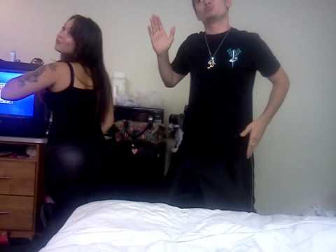 Crazy brother /u0026 sister dance