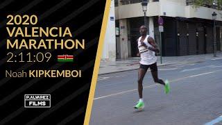 2:11 Marathon Noah KIPKEMBOI (KEN)   Valencia Marathon