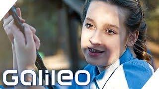 Diese 11-jährige ist erfolgreiche Unternehmerin | Galileo | ProSieben