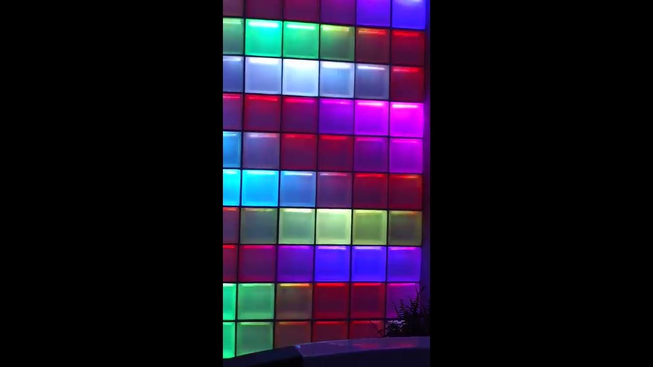 Glasbausteine Mit Led Serielle Beleuchtete Liblox Cameleon You