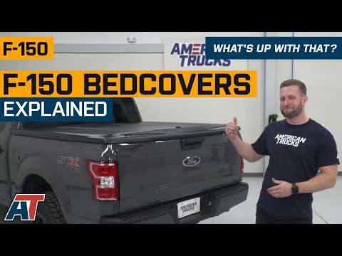 How To Choose Truck Bed Covers + Knife Test | F150 Tonneau Covers Explained - What's Up With That?