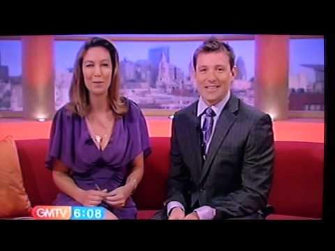 GMTV Ben double entendre!