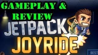JETPACK JOYRIDE Online PC Game on Facebook Jugar Gameplay