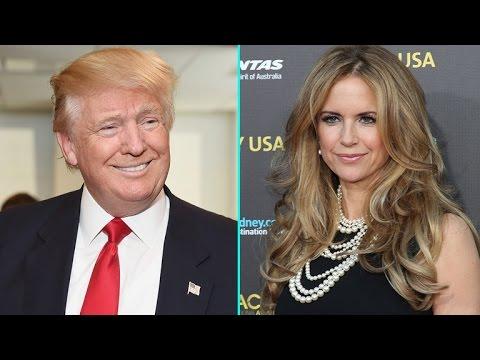 Donald Trump Wrote About Hitting on Kelly Preston Days After Jett  Travolta's Death