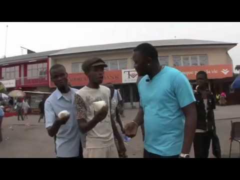 Rond point Victoire- Kinshasa- Suivez le guide