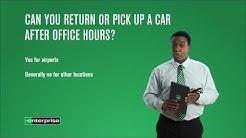 Rental Essentials Episode 3 - The Late Returns and Pick-Ups | Enterprise Rent-A-Car