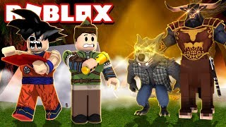 DESAFIO LIVRO DOS MONSTROS NO ROBLOX!! (Book of Monster)