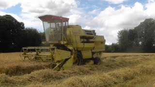 New Holland Clayson S1540