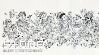 Gambar cover 드렁큰 타이거 (Drunken Tiger) - Timeless (Feat. RM of BTS) Lyrics Video
