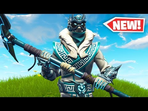 "The New ""SNOWFOOT"" Skin Gameplay in Fortnite.. thumbnail"