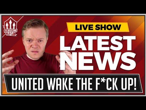 Goldbridge Man Utd Transfer Meltdown!!! MUFC Transfer News