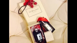 Jo Malone Collection Haul - Dark Amber & Ginger Lily / Blue Agava & Cacao Thumbnail