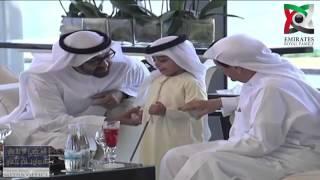 Gambar cover تواضع سيدي سمو الطيب الشيخ محمد بن زايد آل نهيان