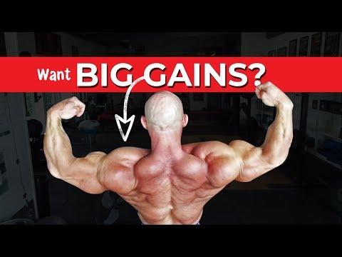 Big Gains From DEEPWATER Diet!