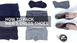 How to Pack Men's Dress Shoes | Travel + Leisure thumbnail