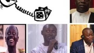 ALLO PRESIDENCE  - PR : NDIAYE -  29 NOVEMBRE 2019