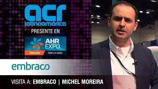 Visita a Embraco durante AHR Expo Orlando 2020