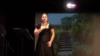 Н.  Римский -  Корсаков -  Ариозо Домны Сабуровой из оперы