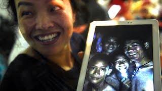 Подростков нашли живыми в тайской пещере спустя 10 дней