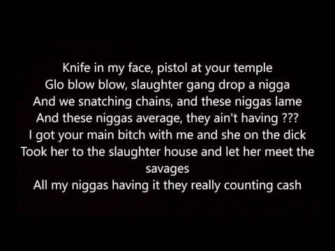 21 Savage - Dirty K lyrics