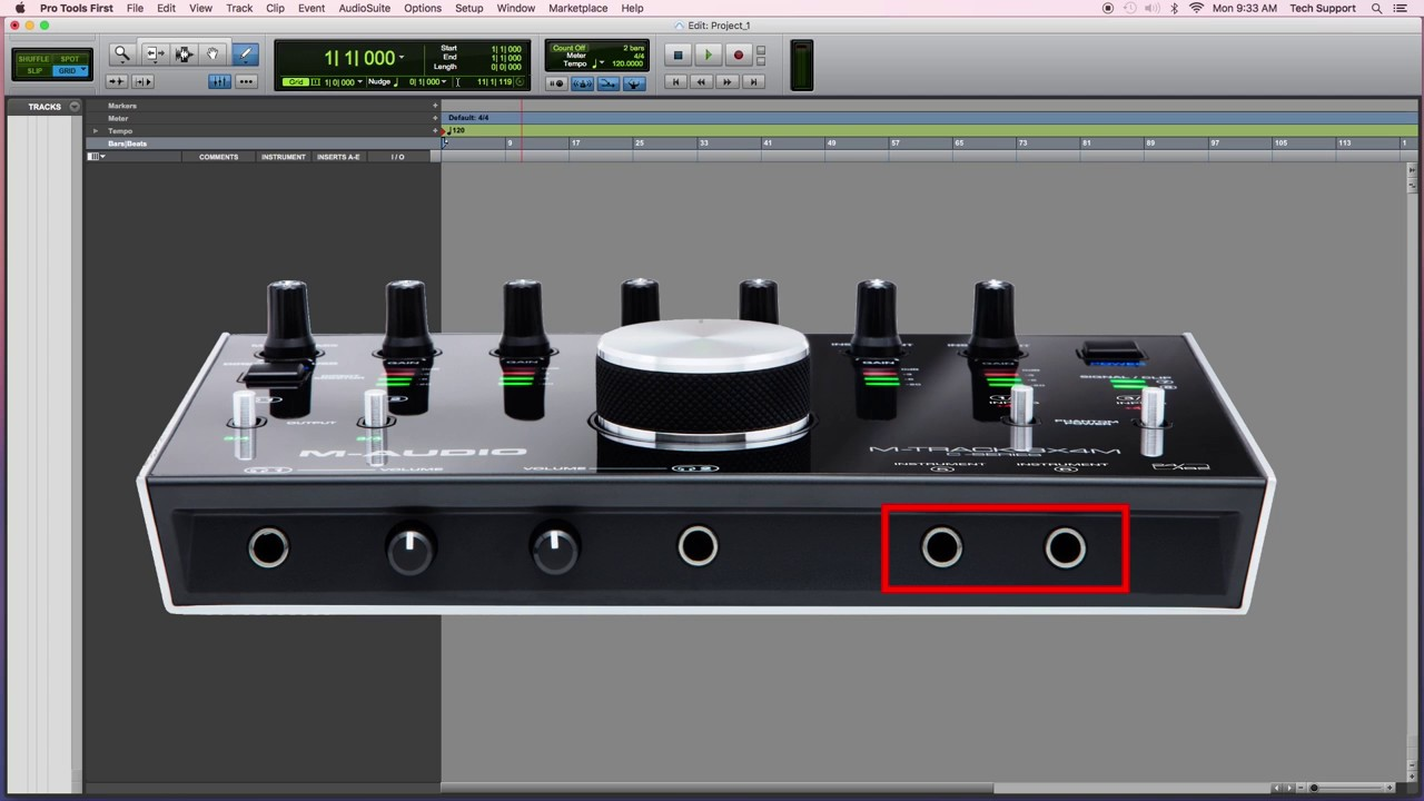 M Audio Producer Usb Wiring Diagram on