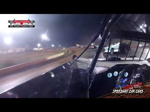 #K5 David Kay - 604 Crate - 4-27-19 Talladega Short Track - In Car Camera
