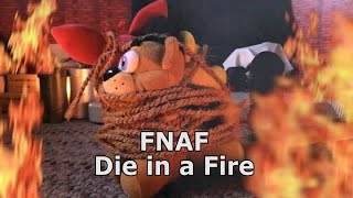 "FNAF plush Episode 43 - Die in a Fire ""Bonnie"