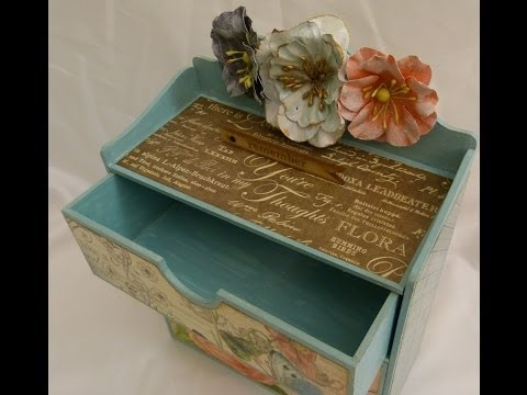 Altered Chest Drawers Part-1