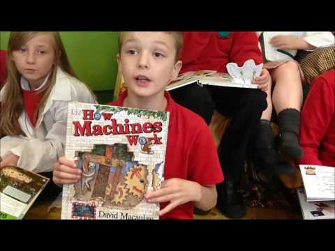 Young People's Book Prize Winner 2016 - How Machines Work