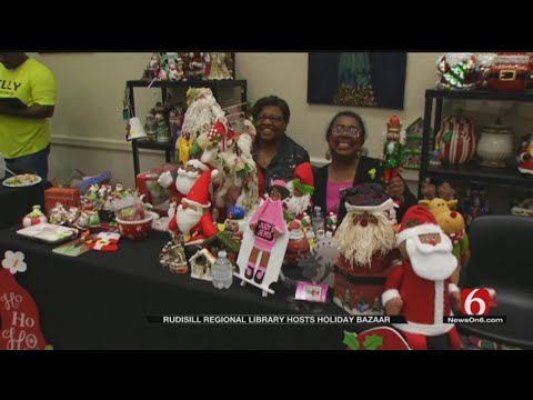 North Tulsa Holiday Bazaar Offers Unique, Handmade Gifts