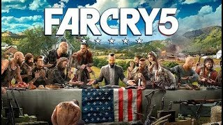 PS4 Game: Farcry 5: P1