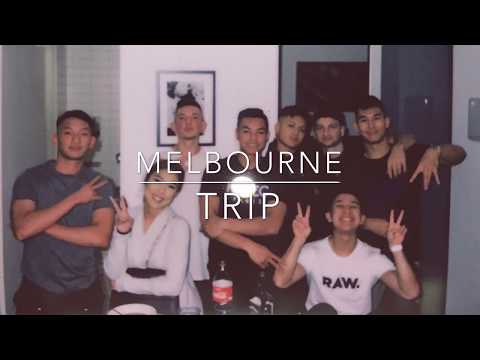 MELBOURNE TRIP // Knockout Outdoor 2019