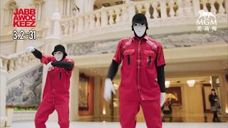 面具舞團 - 真.舞者 Jabbawockeez - true to yourself