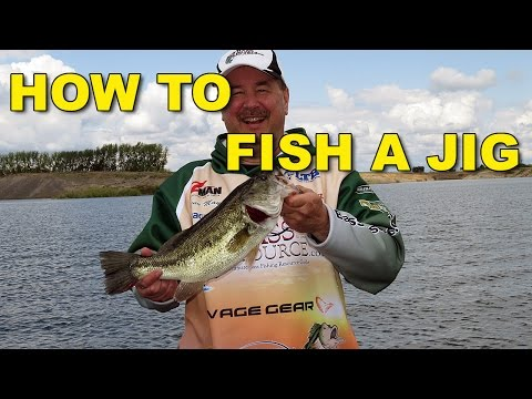How To Fish A Jig For Bass: The BEST Jig Fishing Tips For Insane Limits!