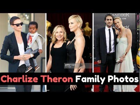 Actress Charlize Theron Family Photos with Partner Sean Penn, Stuart Townscnd,Son,Daughter & Parents