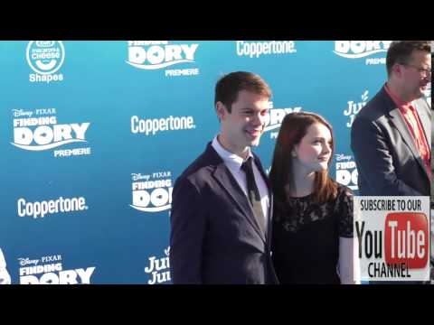 Alexander Gould at Finding Dory Premiere at El Capitan Theatre in Hollywood