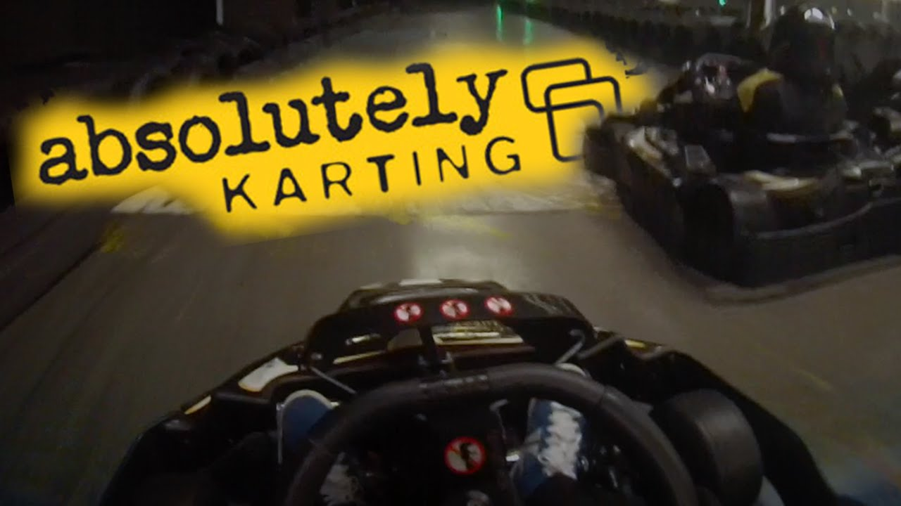 Image result for absolutely karting