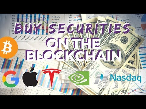 Buy Securities on Blockchain: Google, Apple, Tesla, Nvidia w/ Nasdaq powered Exchange - Crypto News