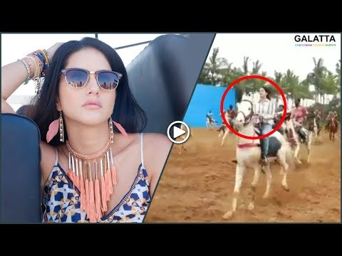 Sunny Leone Viral Video   Veeramadevi