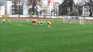 TS Gwarek Tarnowskie Góry - BKS Sarmacja Będzin 1:1 (1:0)