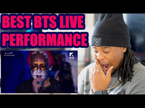 BTS LIVE Melon Music Awards 2018 | WHO ARE YOU 멜론뮤직�